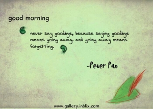 Author Peter Pan Good Morning Quotes Wallpaper Pictures