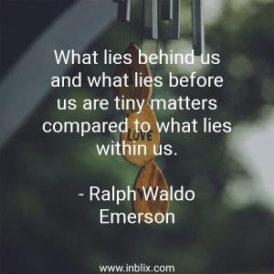 Author Ralph Waldo Emerson Good Morning Quotes Wallpaper